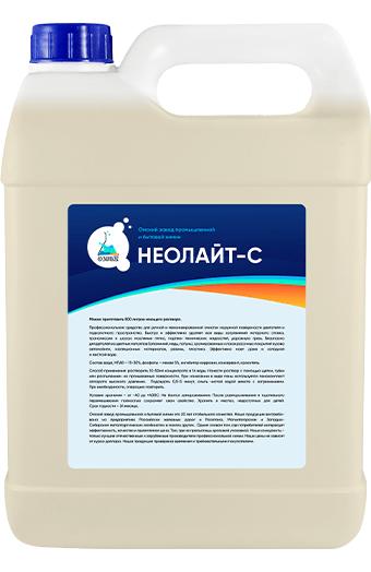 Неолайт-24, моющее средство для поверхностей
